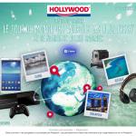 Concours : Un Tour du Monde à Gagner avec Hollywood sur Facebook - anti-crise.fr