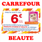 anti-crise.fr offre carrefour beauté
