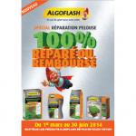 Algoflash Réparation Pelouse 100% Remboursé