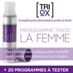 Test de produit : Programme Triox La Femme - anti-crise.fr