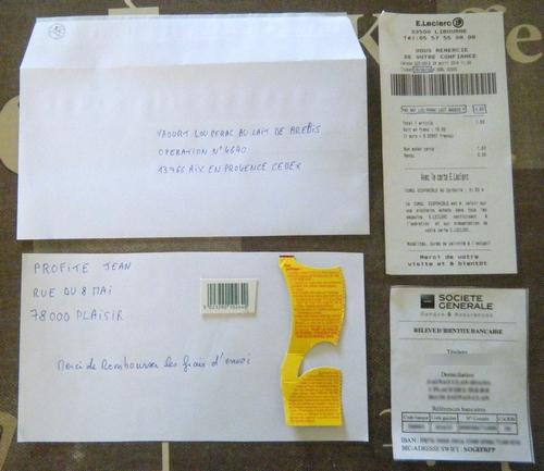 Offre prête à envoyer