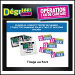 Tirage au Sort : Scooter, Tablettes et de Nombreux bons d'achat à Gagner - anti-crise.fr