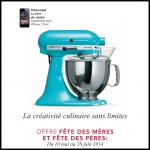 KitchenAid Un Robot Acheté Un Kit de 5 Ustensiles de Cuisine Offert - anti-crise.fr