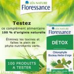 Test de produit : Le gélule Végétale Floressance Détox - anti-crise.fr