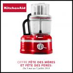 KitchenAid Pour l'achat d'un Robot Un Lot de 4 Plats en Céramique pour 1€ de plus - anti-crise.fr
