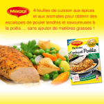 anti-crise.fr Papillottes Maggi 100% Remboursée avec Shopmium