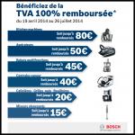Offre de Remboursement jusqu'à 80 € sur l'Electroménager Bosch - anti-crise.fr