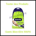 Tester des Produits : Gants Bien-Etre MAPA - anti-crise.fr
