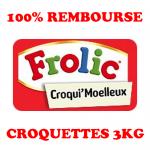 anti-crise.fr FROLIC Croqui moelleux 3 kgs 100% remboursé
