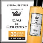 Test de produit : Eau de Cologne Ambrée d'Inessance Paris - anti-crise.fr