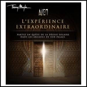 Tirage au Sort : 100 parfums Alien de Thierry Mugler à gagner - anti-crise.fr