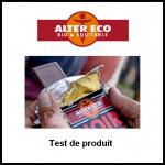 Test de produit Sampléo : Assortiment de 3 chocolats Alter Eco - anti-crise.fr