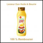 100 % Remboursé : Lesieur Duo Huile & Beurre - anti-crise.fr