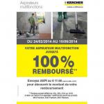 anti-crise.fr aspirateur karcher 100% remboursé