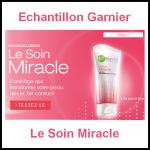Echantillon Garnier : Le Soin Miracle - Dernière Session du Tirage au Sort - anti-crise.fr