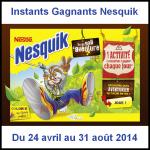 Instants Gagnants Nesquik : Une Activité à Sensation à Gagner - anti-crise.fr