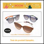 Test de produit Sampléo : Les montures WOOW - anti-crise.fr