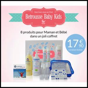 Club Betrousse Baby Kids - Une Betrousse Bébé à 17,90 € - anti-crise.fr