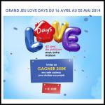 Instants Gagnants Castorama : Cartes Cadeaux de 250 € à Gagner - anti-crise.fr