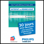 Brosses à Dents Philips 100 % Remboursées - anti-crise.fr