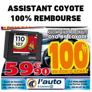 anti-crise.fr offre de remboursement coyote chez leclerc