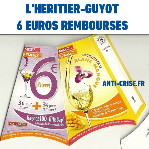 Anti-crise.fr offre de remboursement lheritier guyot