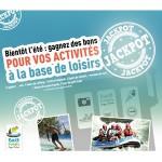 Instants Gagnants Conseil du Val d'Oise sur Facebook : Activités à la Base de Loisir de Cergy Pontoise à Gagner - anti-crise.fr