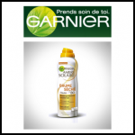 Test de Produit Garnier : Ambre Solaire Brume Sèche - anti-crise.fr