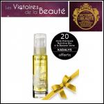Test de Produit Les Victoires de la Beauté : Huiles Précieuses Nutritives Bio à la Banane Kadalys - anti-crise.fr