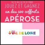 Instants Gagnants Vins du Val de Loire : Un Coffret Apérose à Gagner - anti-crise.fr