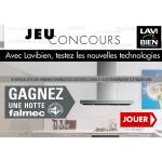 Tirage au Sort Lavi Bien : 1 Hotte Falmec Plane NRS à Gagner - anti-crise.fr