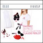 Tirage au Sort Elle : Une Robe et ses Accessoires Claudie Pierlot à Gagner - anti-crise.fr