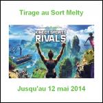 Tirage au Sort Melty : Une Xbox One avec un jeu Kinect Sports Rivals à Gagner - anti-crise.fr
