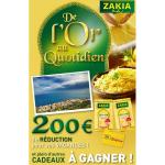 Instants Gagnants Zakia : 10 Chèques de 200 € à Gagner - anti-crise.fr