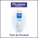 Test de Produit Mustela : Huile pour le Bain - anti-crise.fr