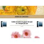 Instant Gagnants Le Var Terre des Fleurs : Ipad 2 à Gagner - anti-crise.fr