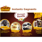 Instants Gagnants Vahiné : Produits de la gamme Vanille Vahiné - anti-crise.fr