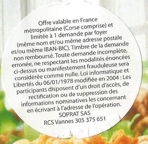 anti-crise.fr offre de remboursement palets fromagers père dodu