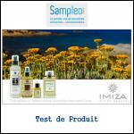 Test de Produit Sampleo : Produits de Beauté Imiza - anti-crise.fr