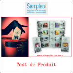 Test de Produit Sampleo : Sachets de Thé Le Chapelier Fou - anti-crise.fr