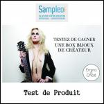 Test de Produit Sampleo : Box Bijoux Emma et Chloé - anti-crise.fr