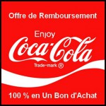 Offre de Remboursement Coca-Cola : 100 % Remboursé en Un Bon d'Achat - anti-crise.fr