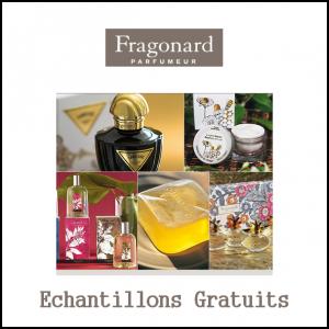 Echantillons Gratuits Fragonard - anti-crise.fr