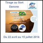 Tirage au Sort Danone : 1 voyage pour 4 personnes au Brésil à Gagner - anti-crise.fr