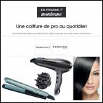Tirage au Sort Le Figaro Madame : Dessange et Remington vous offrent 20 Sets Coiffure - anti-crise.fr