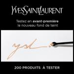 Test de Produit Beauté Test : Nouveau Fond de Teint Yves Saint Laurent - anti-crise.fr