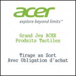 Tirage au Sort Acer : Voyage pour Deux dans le Grand Ouest Américain à Gagner - anti-crise.fr