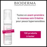 Test de Produit Beauté Test : Nouveau Soin Créaline pour peaux hypersensibles Laboratoire Bioderma - anti-crise.fr