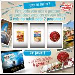 Instants Gagnants Père Dodu sur Facebook : 3 coffrets FlyingPass Destination Soleil pour 2 personnes à Gagner - anti-crise.fr