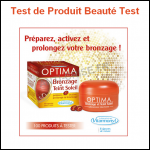 Test de Produit Beauté Test : Bronzage et Teint Soleil Optima - anti-crise.fr